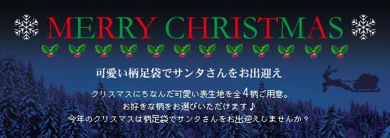 クリスマスメイン